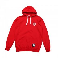 Classic Icon Team Hoodie Red