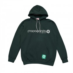 Classic Logotype Hoodie Forest