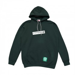 Classic Tilt Box Rescaled Hoodie Forest