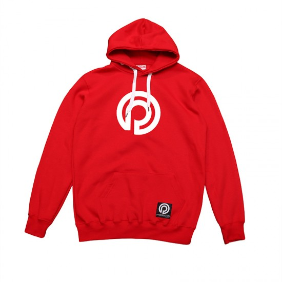 Classic Icon Hoodie Red