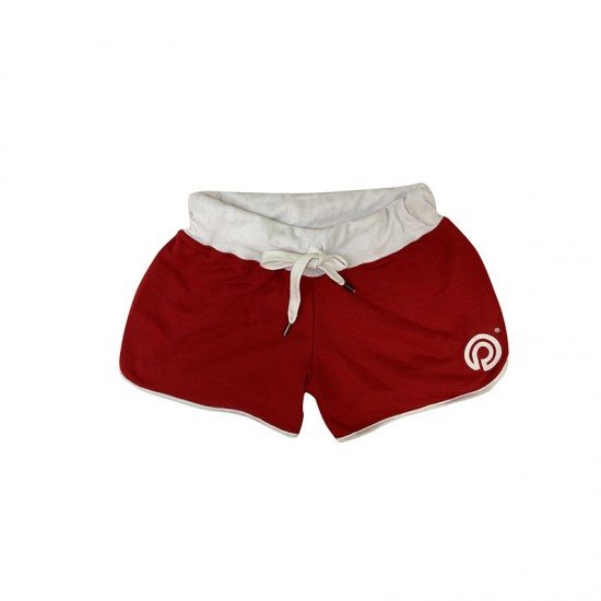 Cheer Up Girl's Shorts Red