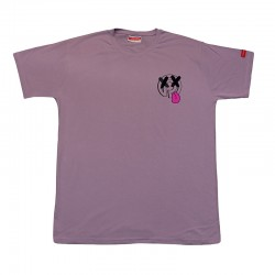 Rollin Stoned T-Shirt Lavender